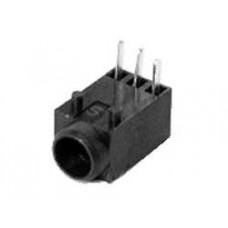 DC Power Jack for ZOOM 9002 - 1.3mm through hole