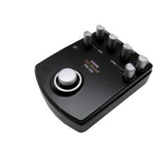 ZOOM Tri Metal TM-01 Analog Distortion Pedal